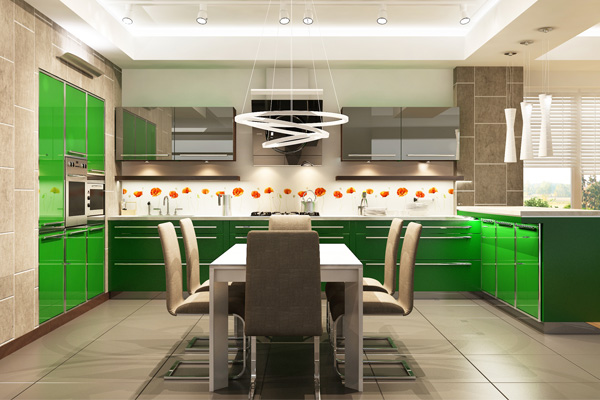 kitchen decoration 1 دکوراسیون آشپزخانه
