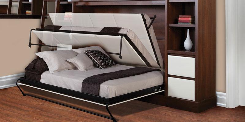 wall bed تخت خواب