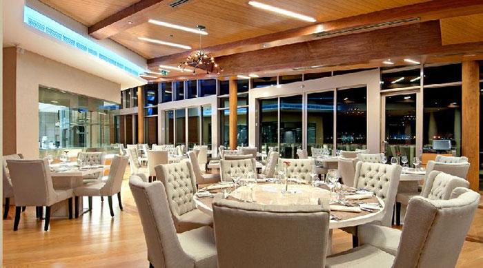 restaurant2 ایده های مهم دکوراسیون و چیدمان رستورانها