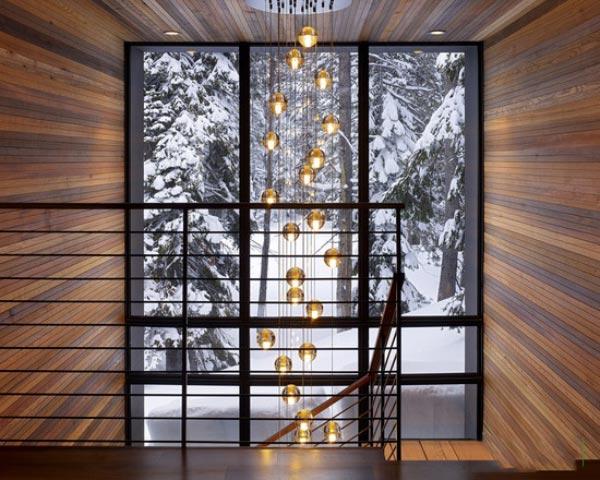 pasio 1 طراحی دیوار نورگیر و پاسیو با ایده های نو