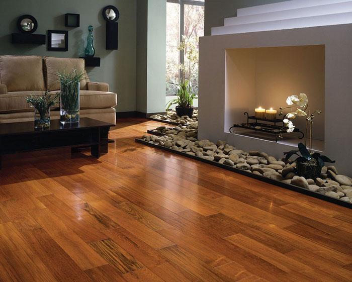 Desain Lantai کفپوش چوبی یا کاشی و سرامیک کدام بهتر است؟