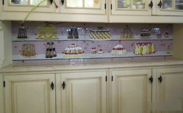 eclectic kitchen 5 کاشی کاری مدرن در دکوراسیون
