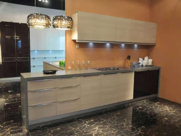 cabinet kitchen MDF 6 مدل کابینت های ام دی اف برای آشپزخانه های بزرگ و کوچک