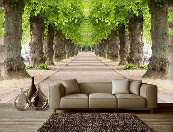 3d wallpaper 6 کاغذ دیواری سه بعدی