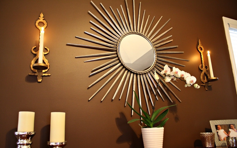 mirror in decoration 3 کاربرد آیینه در طراحی دکوراسیون