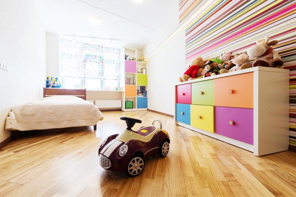 baby room decoration 1 دکوراسیون اتاق کودک