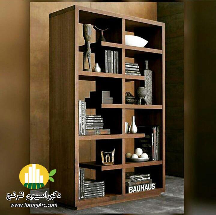 bookshelves 16 کتابخانه