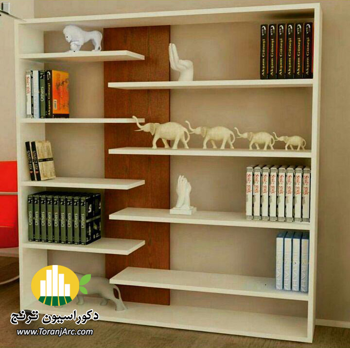 bookshelves 22 کتابخانه