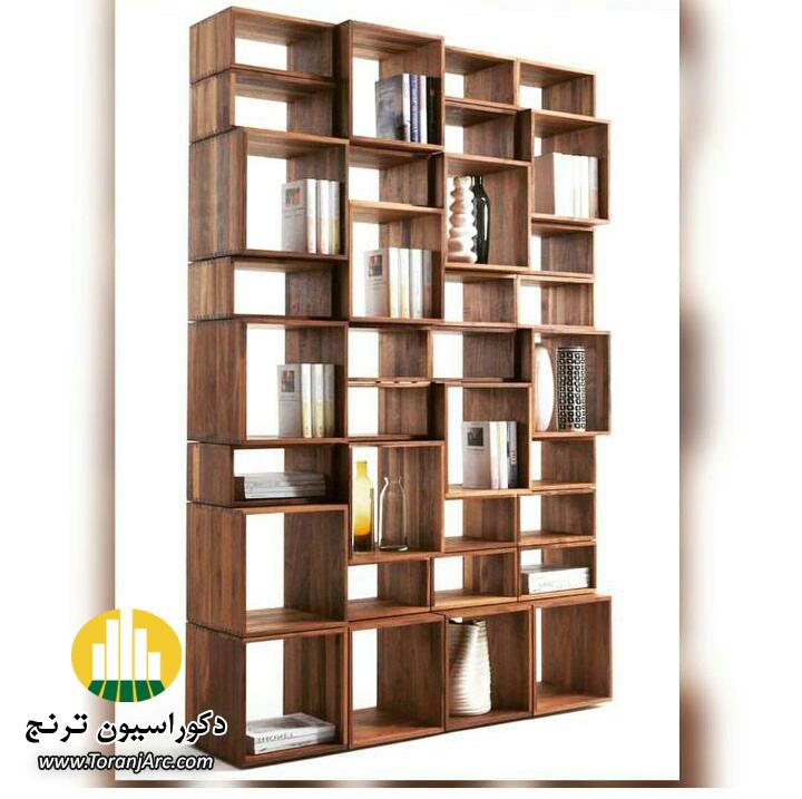 bookshelves 23 کتابخانه