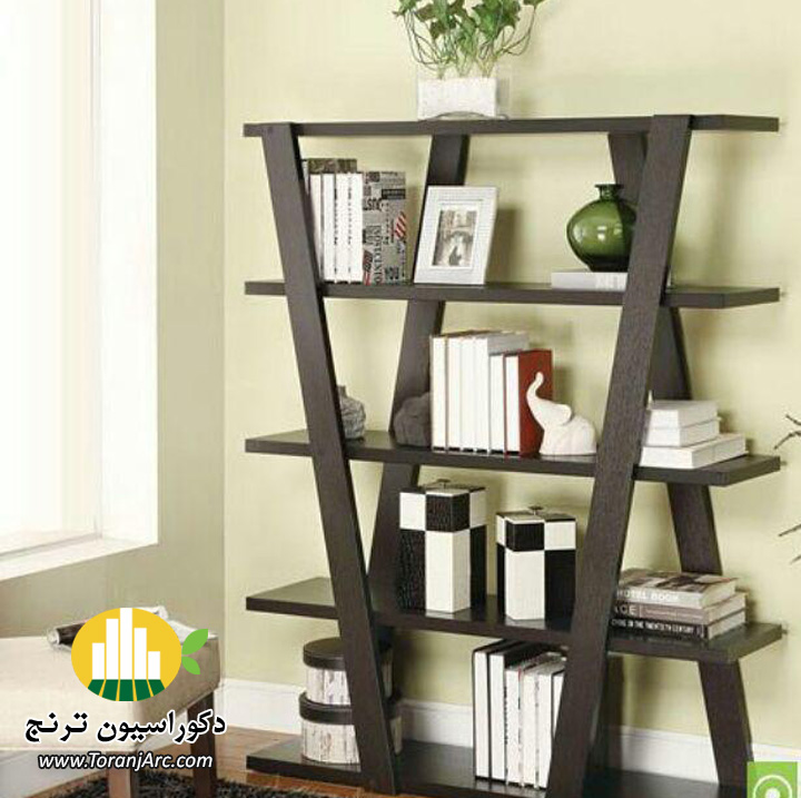 bookshelves 8 کتابخانه