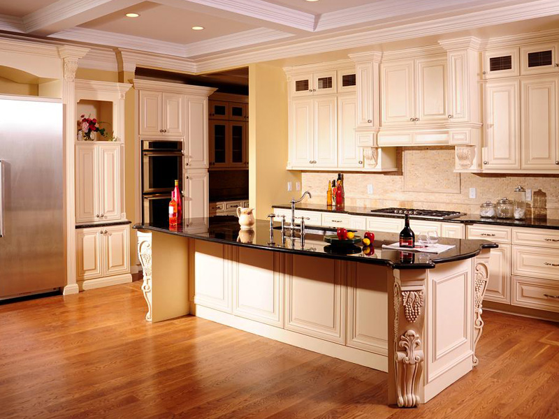 sample of kitchen design کابینت ممبران ترنج 5057
