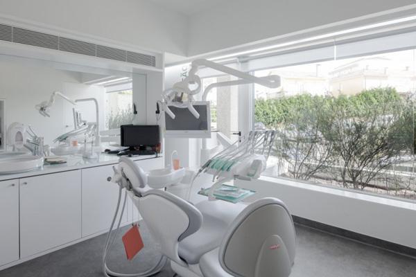 dental office decoration 1 طراحی دکوراسیون مطب