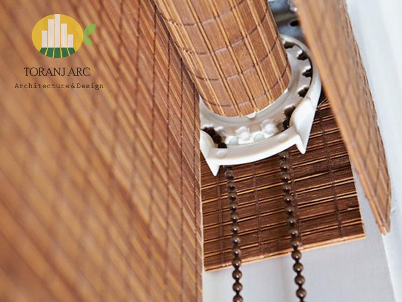 bamboo curtains 1 پرده بامبو