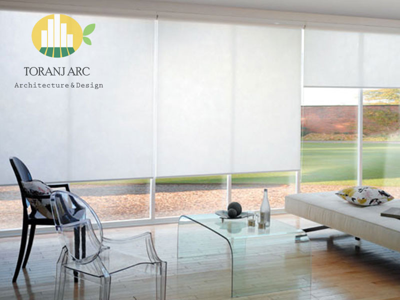 screen blinds 2 پرده اسکرین