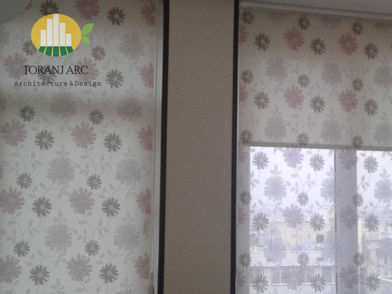 Day and night curtains 1 پرده روز و شب