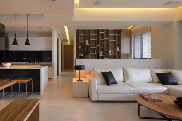 Interior decoration in small spaces 2 دکوراسیون داخلی خانه کوچک