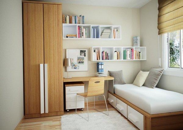 Interior decoration in small spaces 4 دکوراسیون داخلی خانه کوچک