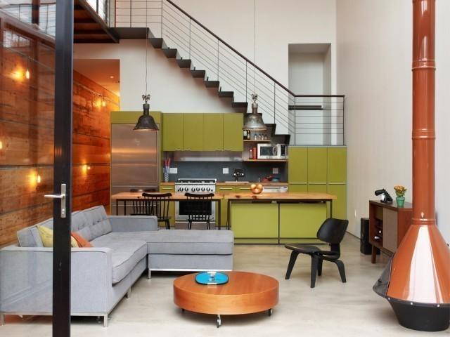Interior decoration in small spaces 5 دکوراسیون داخلی خانه کوچک