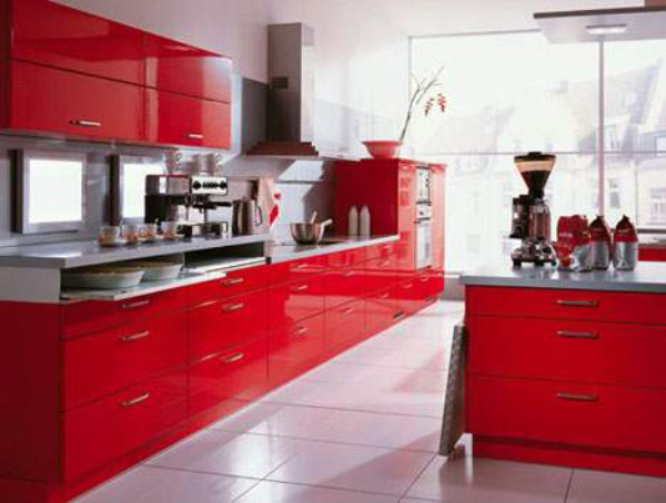 cabinets type 5 انواع کابینت ها