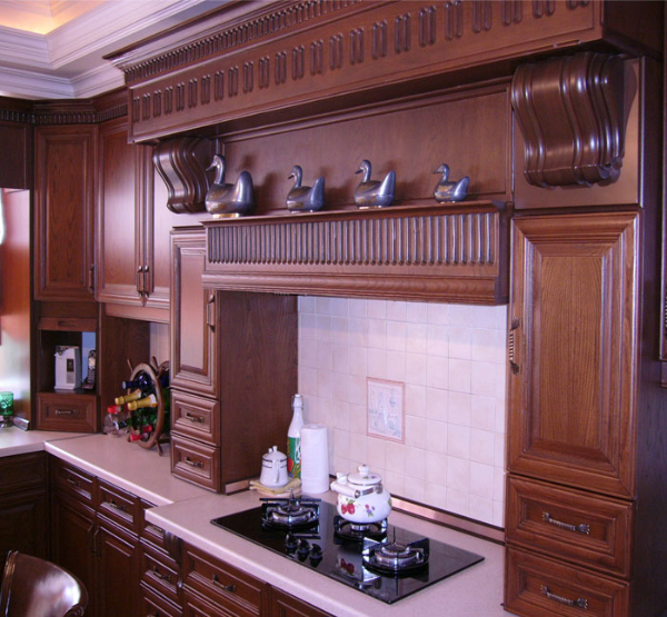 cabinets type 6 انواع کابینت ها