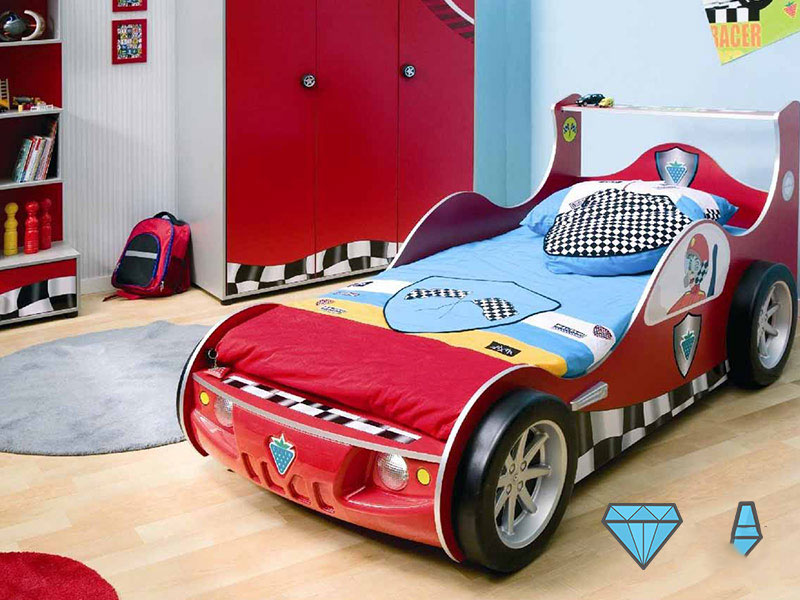 kids bed design 6 5 ایده برای دکوراسیون تختخواب اتاق کودک