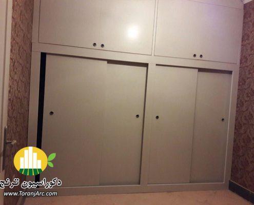 wall cupboard 22 495x400 کمد دیواری