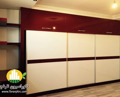 wall cupboard 29 495x400 کمد دیواری