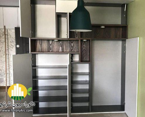 wall cupboard 38 495x400 کمد دیواری