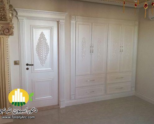 wall cupboard 39 495x400 کمد دیواری