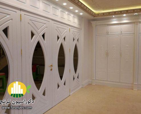 wall cupboard 45 495x400 کمد دیواری