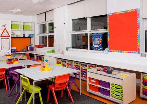 school picture10 نگاهی تازه به طراحی داخلی مدرسه