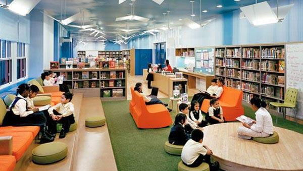 school picture9 نگاهی تازه به طراحی داخلی مدرسه