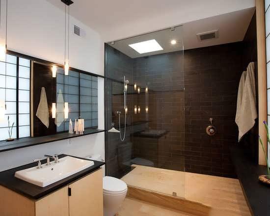 Bathroom decoration3 طراحی دکوراسیون مدرن حمام ایرانی