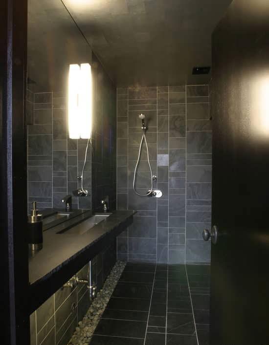 Bathroom decoration5 طراحی دکوراسیون مدرن حمام ایرانی