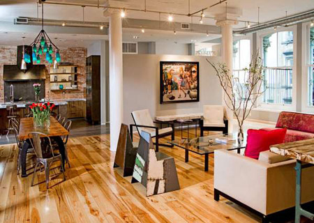 wooden flooring1 جدیدترین مدل کف پوش های چوبی