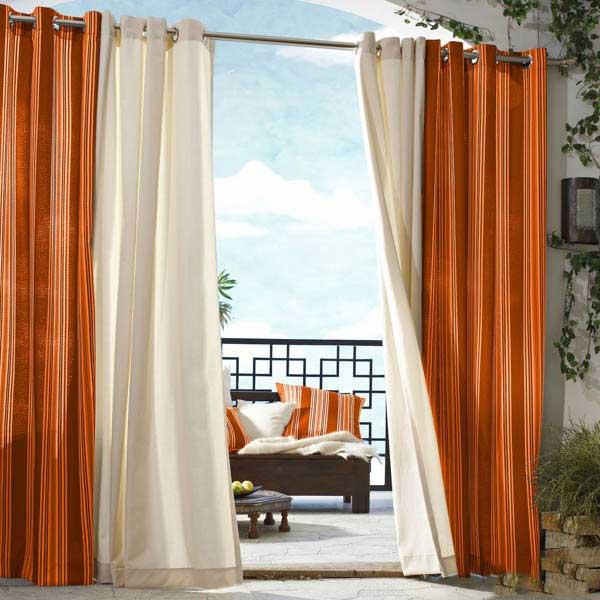 Curtain2 کدام پرده برای کدام فضا در دکوراسیون منزل مناسب است؟