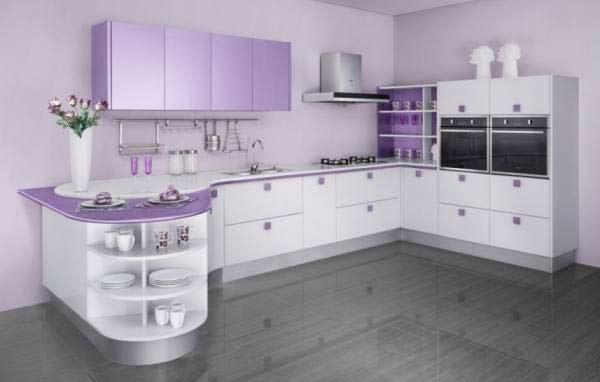 Kitchen cabinets gloss 21 تصاویر جدید از کابینت هایگلاس