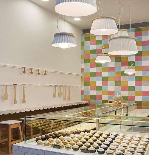 Confectionery Decoration2 دکوراسیون شیرینی فروشی