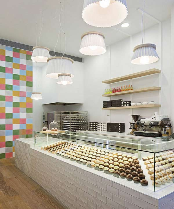Confectionery Decoration4 دکوراسیون شیرینی فروشی
