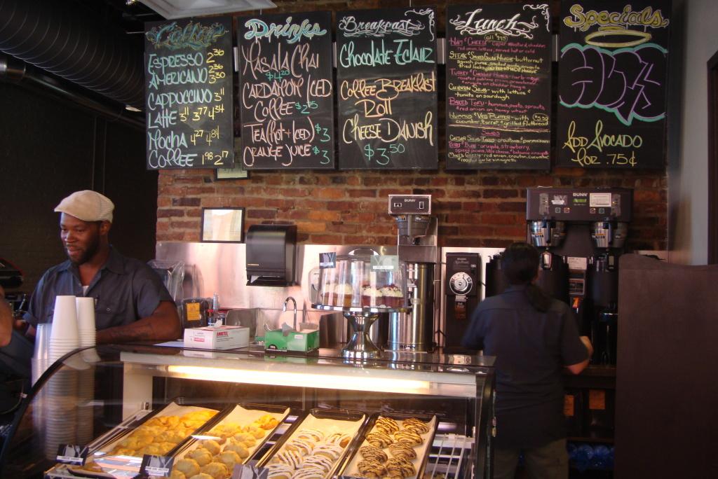 A few tips about designing a coffee shop 2 چند نکته در ارتباط با طراحی کافی شاپ