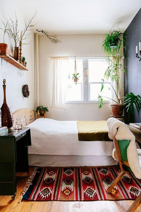 How to show the bigger bedroom space 2 چگونه فضای اتاق خواب را بزرگ تر نشان دهیم؟