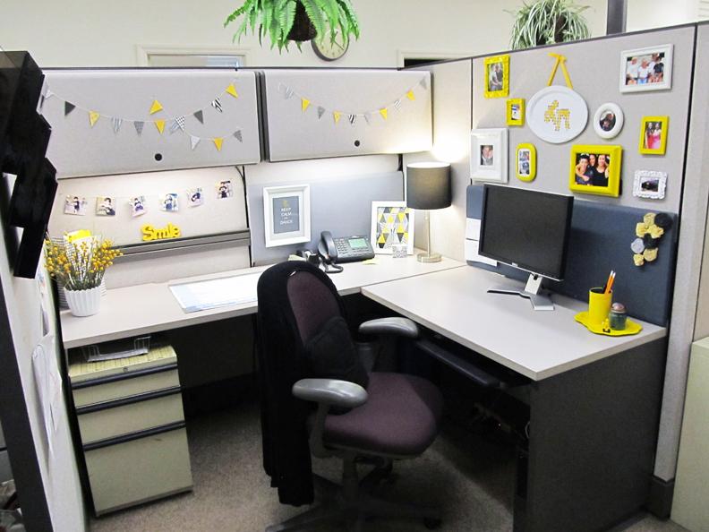 Workplace decoration 1 8 نکته درباره طراحی دکوراسیون محل کار