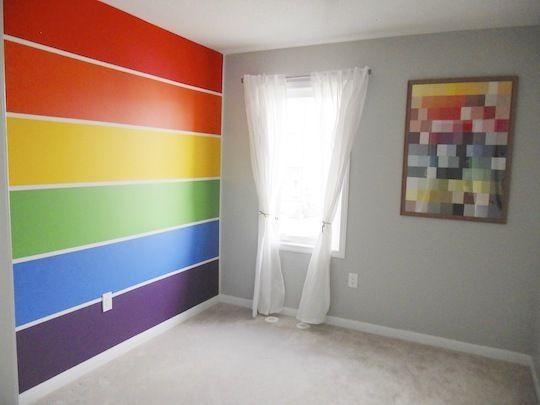 room painting 20 نکته درباره طراحی دکوراسیون منزل
