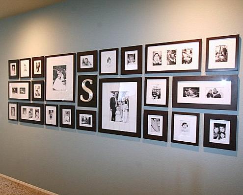 wall gallery 495x399 مقالات دکوراسیون