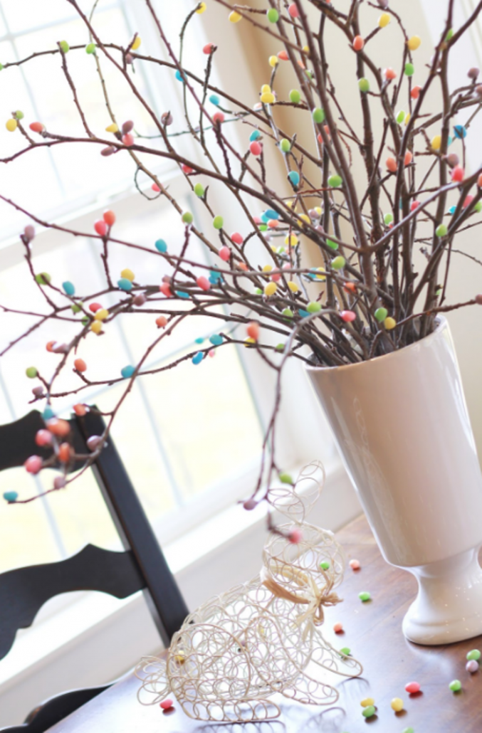 Spring ideas on decoration 1 677x1030 ایده های بهاری در دکوراسیون