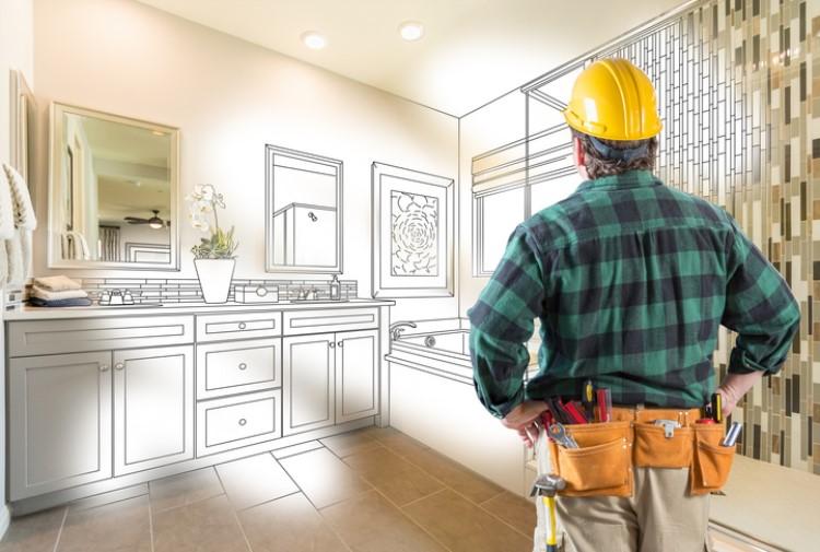 house renovation renovating بازسازی ساختمان