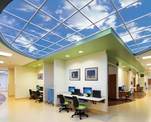 سقف مجازی - آسمان مجازی