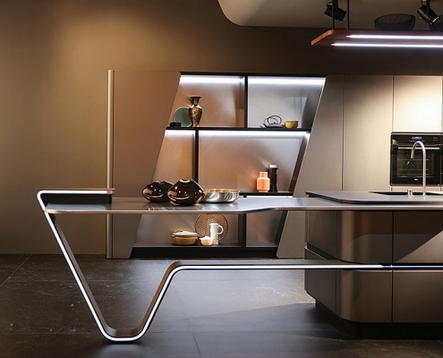 kitchen decoration7 495x400 دکوراسیون آشپزخانه