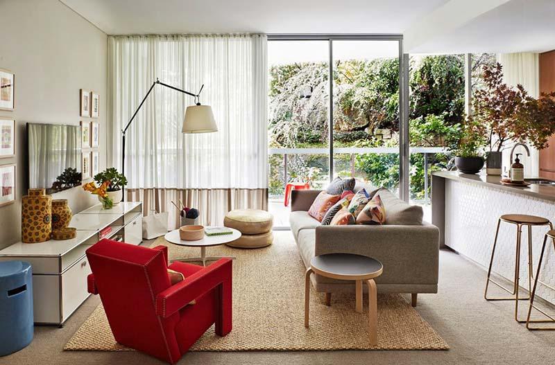 apartment living furniture راهکار های چیدمان مبلمان منزل