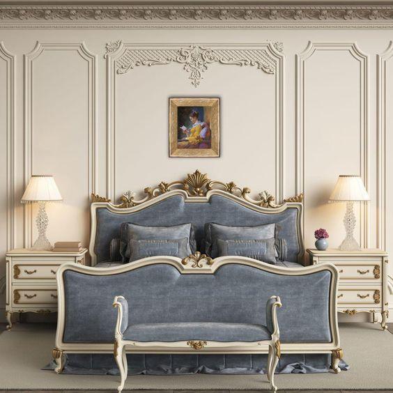 classic bed set فروش تخت خواب